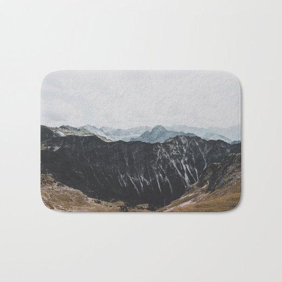 interstellar - landscape photography Bath Mat