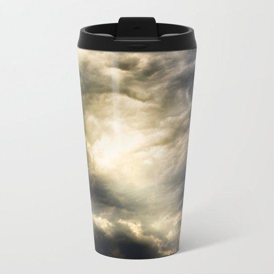 Cloudio Di Porno III Metal Travel Mug