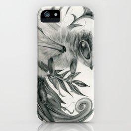 Ornamental Bee iPhone Case