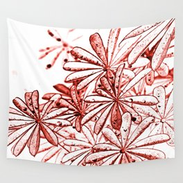 Raindrops XI Wall Tapestry
