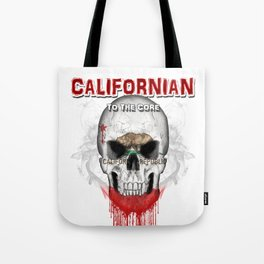 To The Core Collection: California Tote Bag