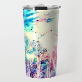 Colorful Forest Travel Mug