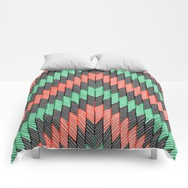 ZigZag 2 Comforters