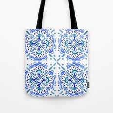 Amalfi Tile Tote Bag
