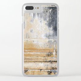 The Art of Weather Clear iPhone Case