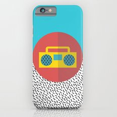 Nice People Like Music Slim Case iPhone 6s