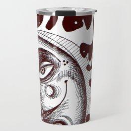 Luna - Commission Travel Mug