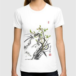 Green Orchid One T-shirt