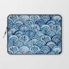 DEEP LIFE Mermaid Scales Laptop Sleeve