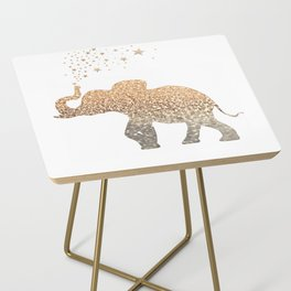 GOLD ELEPHANT Side Table