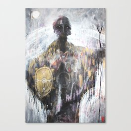 Way Walker Canvas Print