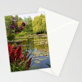Summer Water Garden Stationery Cards