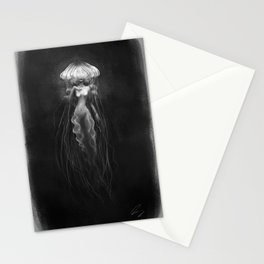 Jelly Woman Stationery Cards