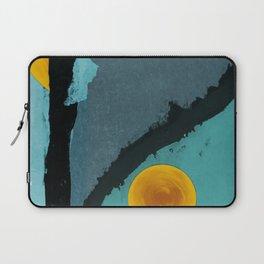 Turquoise Twelve Laptop Sleeve