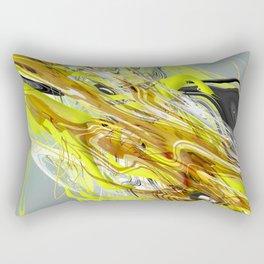 Oil & Dirt Rectangular Pillow