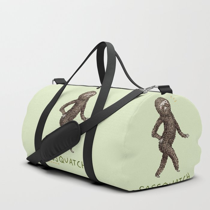 Sassquatch Duffle Bag