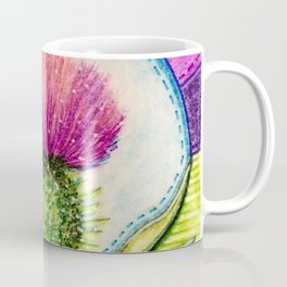 Scottish Thistle Coffee Mug