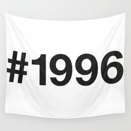1996 Wall Tapestry