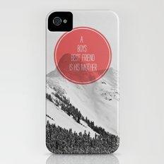 best friend iPhone (4, 4s) Slim Case