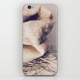 The LINEN. iPhone Skin