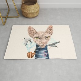 Sphynx Cat II Rug