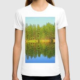 Glass Pond T-shirt