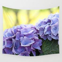 Purple hydrangea(1) Wall Tapestry