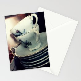 Tea for Two Stationery Cards