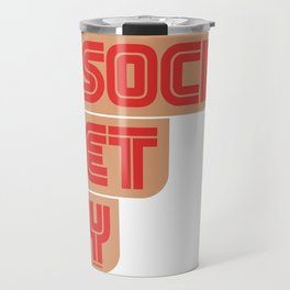F SOCIETY - Mr.Robot Travel Mug