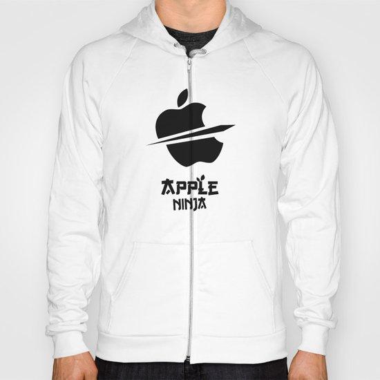 Apple Ninja Hoody