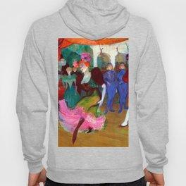 Toulouse Lautrec Marcelle Lender Dancing the Bolero Hoody