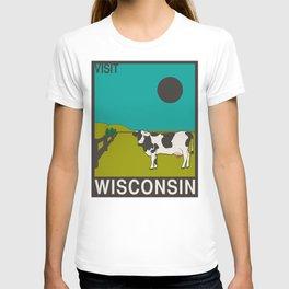 Visit Wisconsin T-shirt