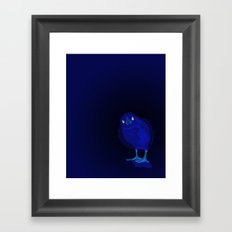 Yellow Chick Framed Art Print