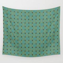 Mid Century Modern Diamonds #6 Wall Tapestry