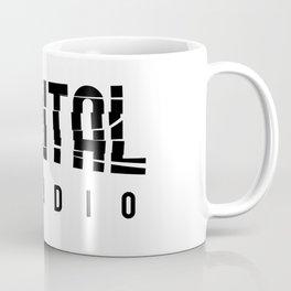 Brutal Studio Red Logo Coffee Mug