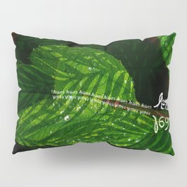 Leaves V2 Pillow Sham