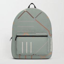 Geometric Shapes 08 Backpack