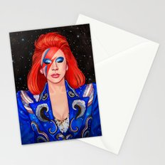 Space Princess Stationery Cards