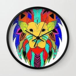 Let the jungle speak Wall Clock