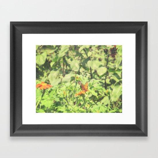 SimpliFLY  Framed Art Print