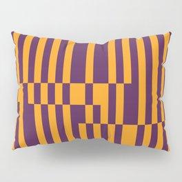 orange cameo Pillow Sham
