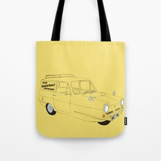 Only Fools and Horses Robin Reliant Tote Bag