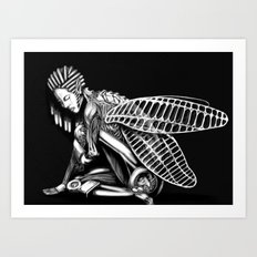 ExoFarie Art Print