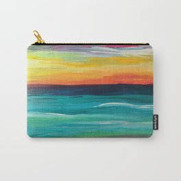Cancun inspired Carry-All Pouch