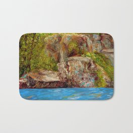 Chimney Rock Bath Mat