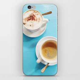 MORNING COFFEE iPhone Skin
