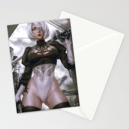 B2 of Nier automata Stationery Cards
