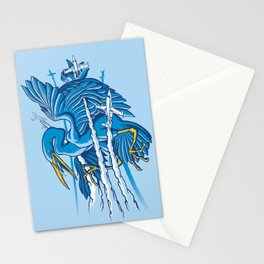 Near Miss Stationery Cards