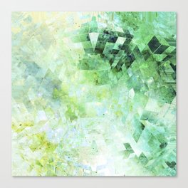 ocult galaxy structures Canvas Print