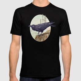 Raven of the North Atlantic T-shirt
